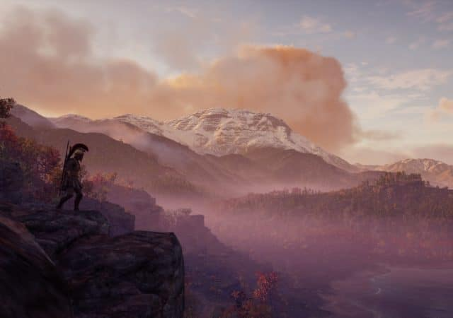 Assassin's Creed Odyssey exploration