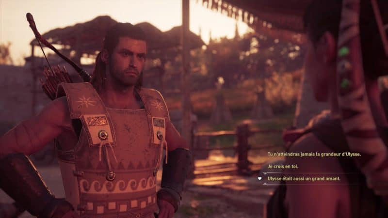 Assassin's Creed Odyssey romances