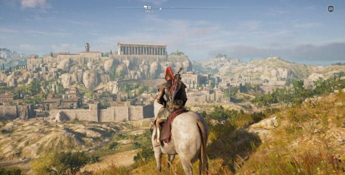 Assassin's Creed Odyssey Athènes