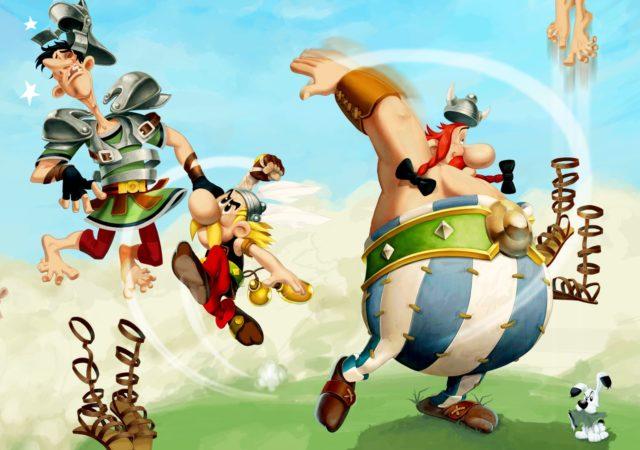 Astérix & Obélix XXL 2 kEY ART