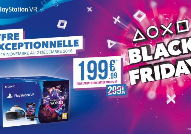 Black Friday VR