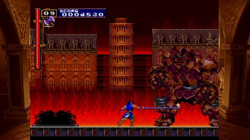 test castlevania requiem symphony of the night & rondo of blood richter fouet