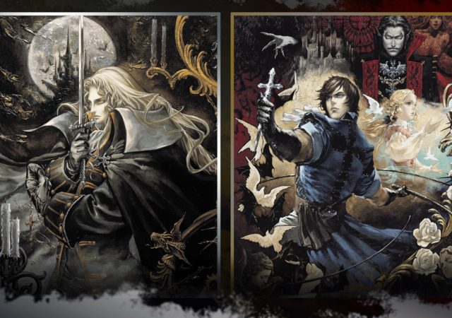 test castlevania requiem symphony of the night & rondo of blood compilation