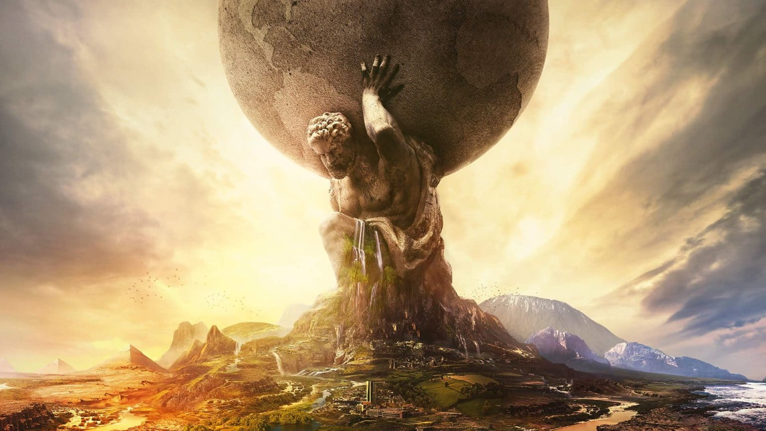 Civilization VI - Ecran Titre