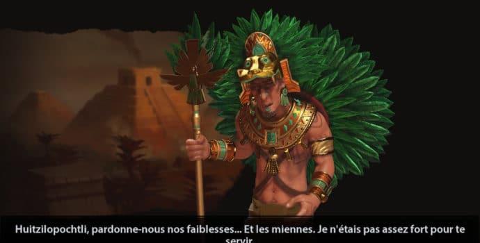 Civilization VI - Moctezuma est de retour