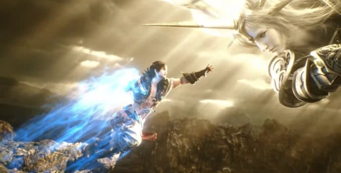 Final Fantasy XIV Shadowbringers combat