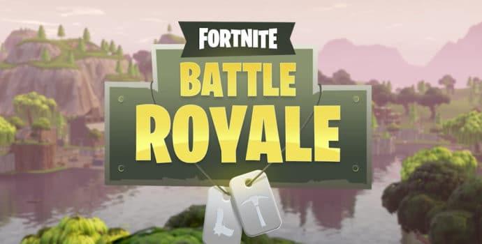 Fortnite - Title