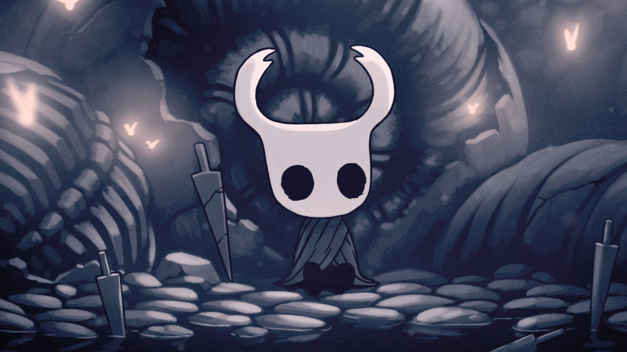 Hollow Knight triste