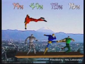 Super Smash Bros Kakuto-Geemu Ryuoh - Prototype
