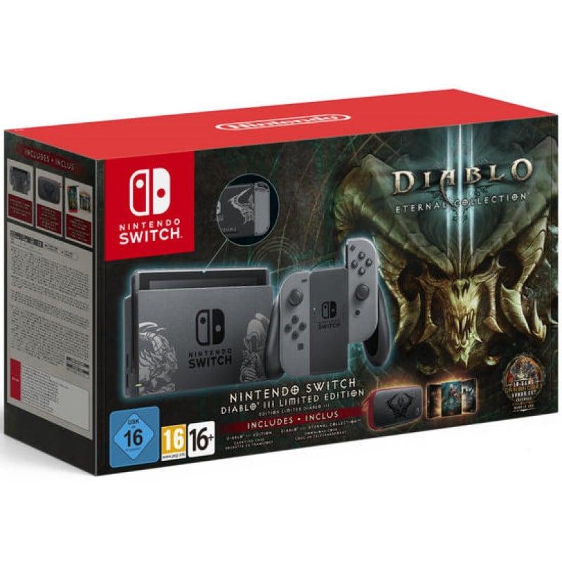 Nintendo Switch - Édition spéciale Diablo III