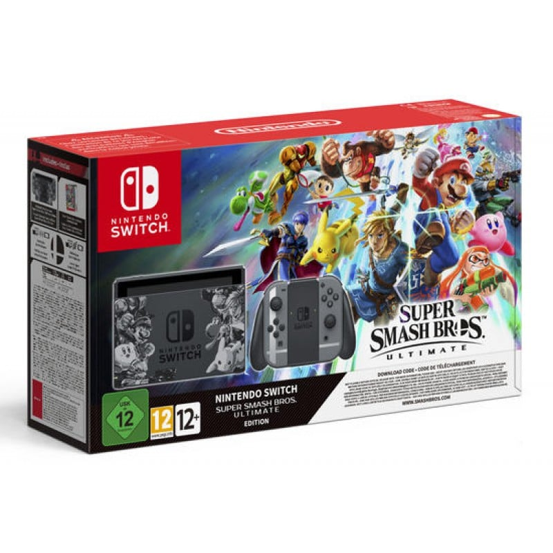 Nintendo Switch - Édition spéciale SSBU
