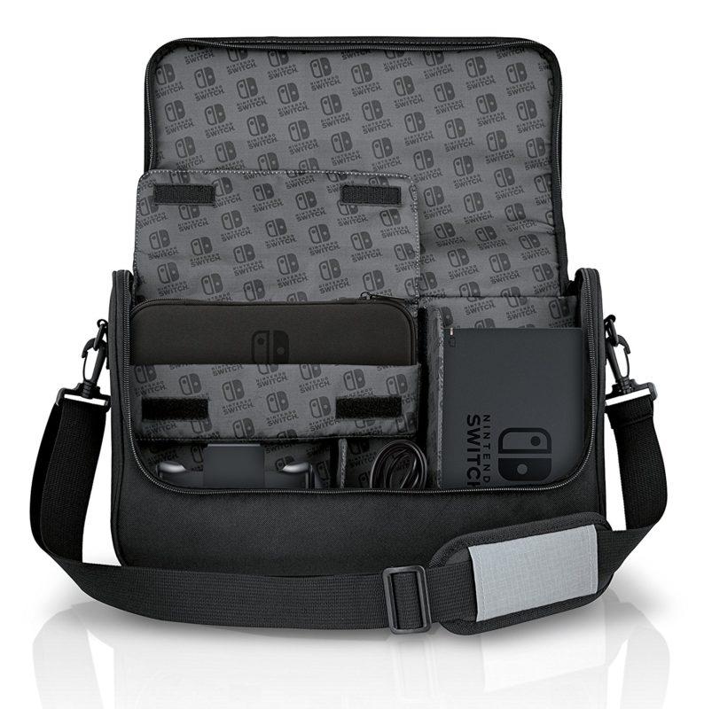 Nintendo Switch - BD&A Bensussen Deutsch & Associates Everywhere Messenger Bag
