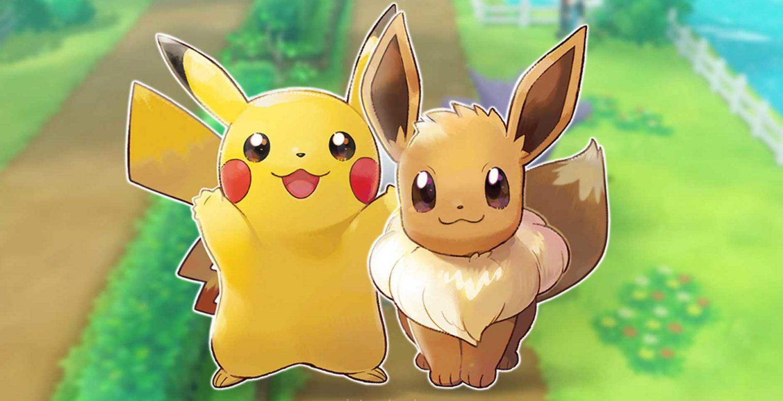 Nintendo Switch Edition Pikachu et Evoli - duo de mascottes