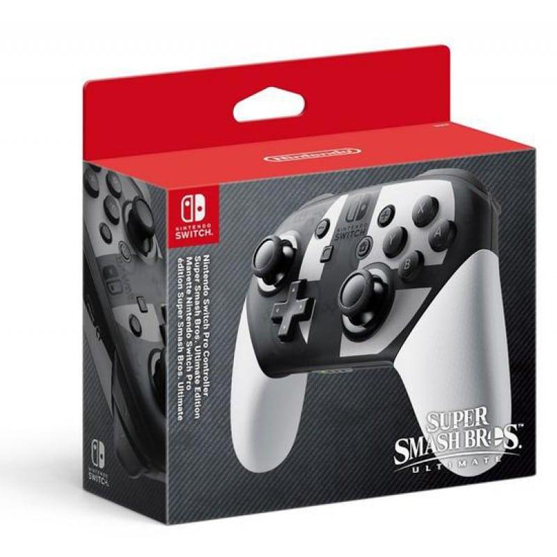Nintendo Switch - Pro Controller SSBU
