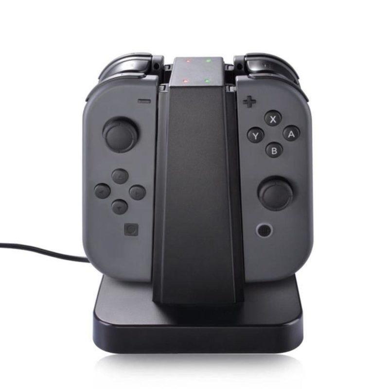 Nintendo Switch - station de charge Joy-Con