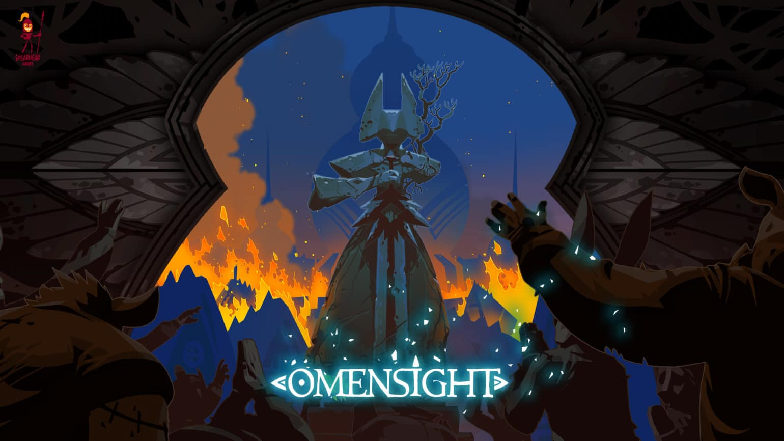 Omensight: Defintive Edition - artwork statue