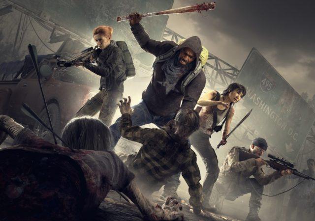 Starbreeze Overkill's The Walking Dead image promotionnelle