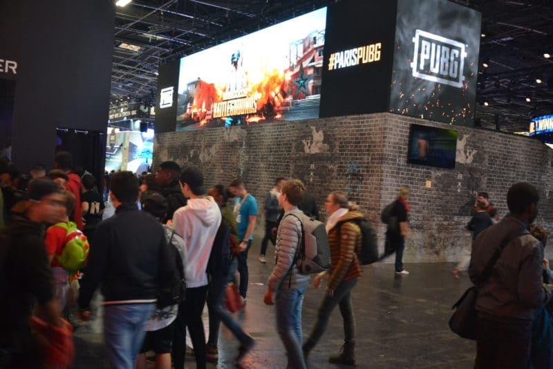 Paris Games Week PUBG