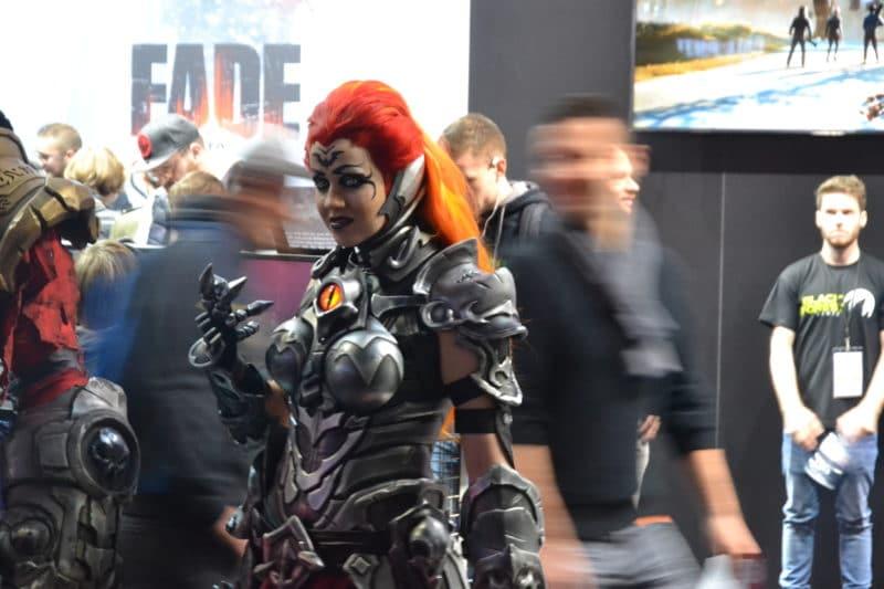 Paris Games Week Cosplay Fury