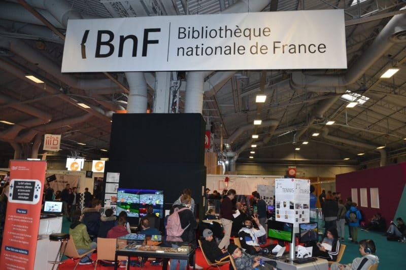 Paris Games Week BnF