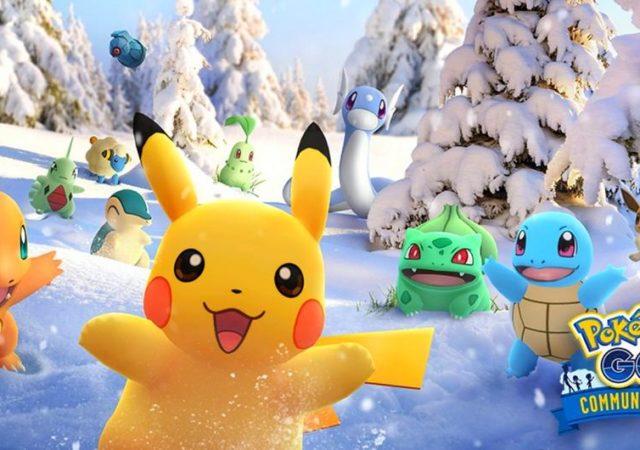 Pokémon GO - la journée de la Communauté pour les gouverner toutes