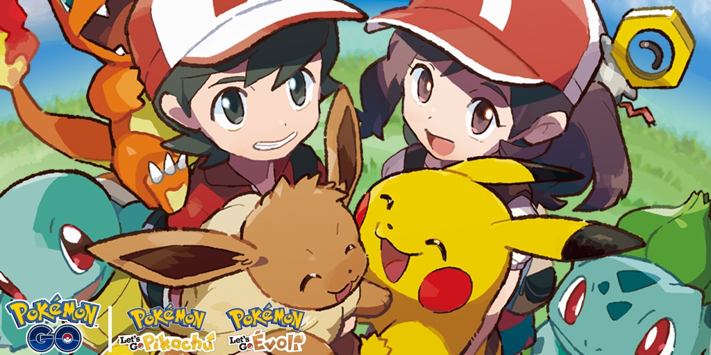 Pokémon GO - nouvel artwork