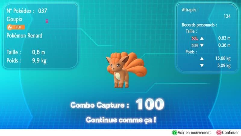 Pokémon Let's Go! - Combo