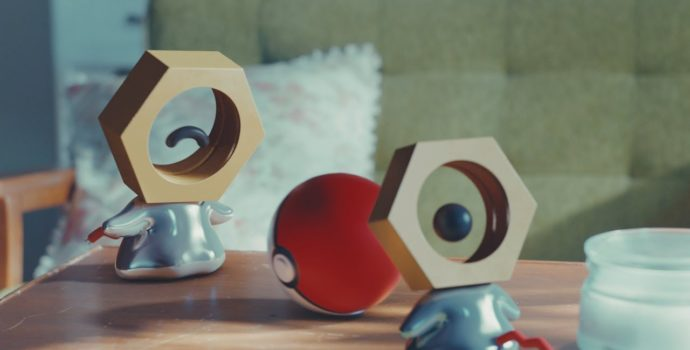 Pokémon GO - Meltan IRL