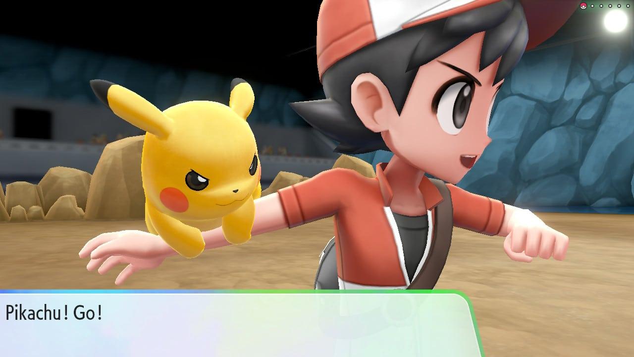 Pokémon Let's Go! - En avant Pikachu !