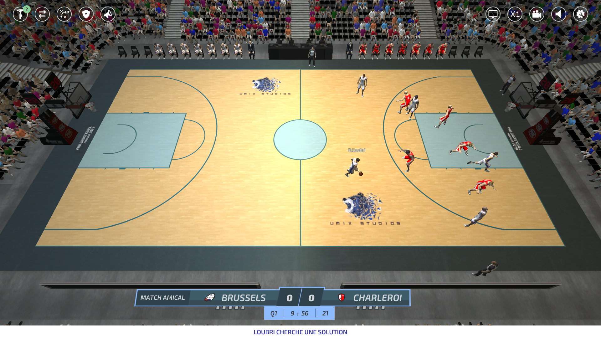 Pro Basketball Manager 2019 - 3D