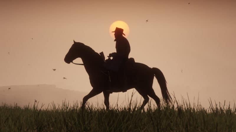 Red Dead Redemption 2 Arthur Morgan bilan 2018