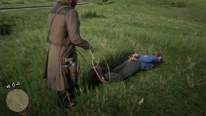 Red Dead Redemption 2 - Ligotage