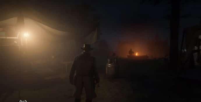 Red Dead Redemption 2 - Brume