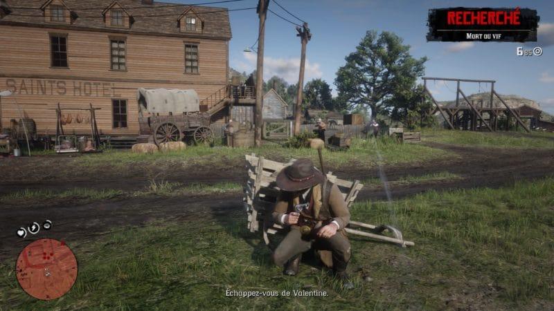 Red Dead Redemption 2 - Gunfight