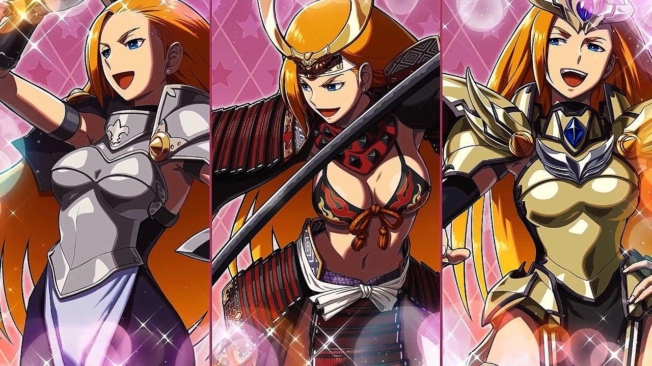 SNK Heroines: Tag Team Frenzy - Jeanne D'Arc