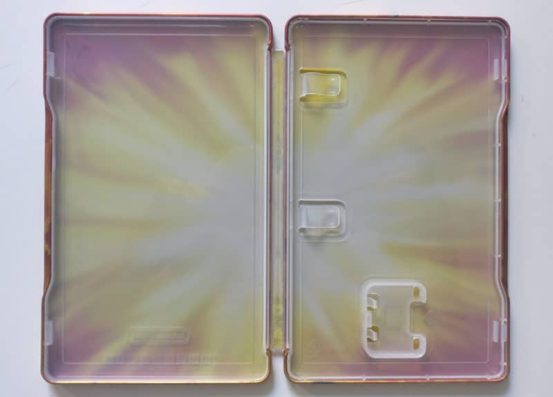 Saturday Morning RPG CE - steelbook interne