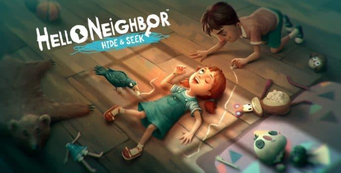 Hello Neighbor: Hide and Seek enfants