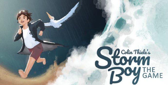 Storm Boy: The Game - artwork principal