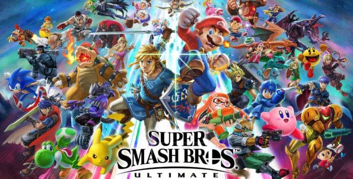 Super Smash Bros. Ultimate - Japuette Nintendo Switch