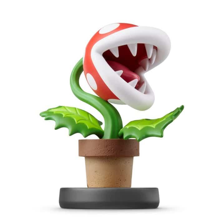 Super Smash Bros. Ultimate - amiibo Plante Pïranha