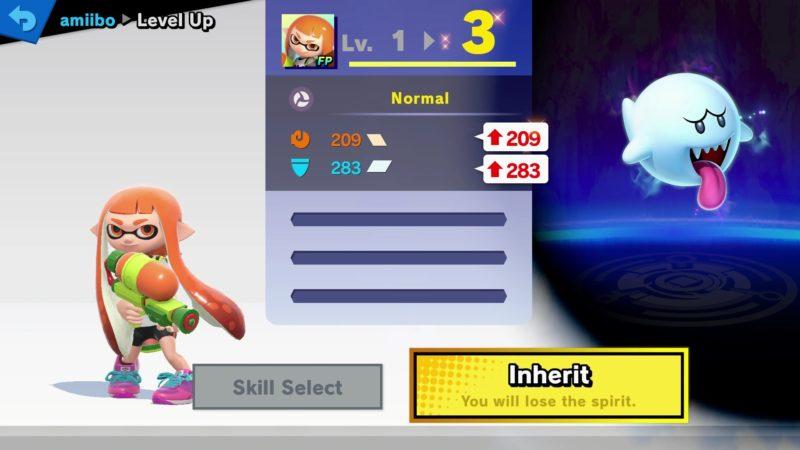 Super Smash Bros. Ultimate - Esprit Boo