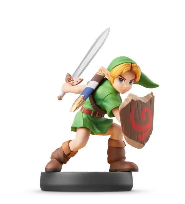 Super Smash Bros. Ultimate - amiibo Link enfant