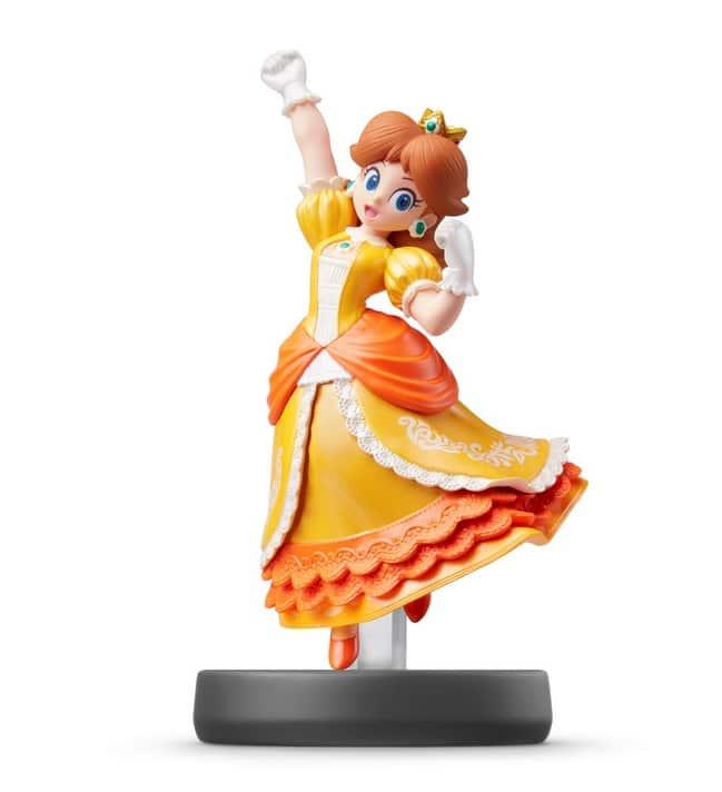 Super Smash Bros. Ultimate - amiibo Daisy
