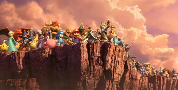 Super Smash Bros. Ultimate - Lueur du monde bilan 2018