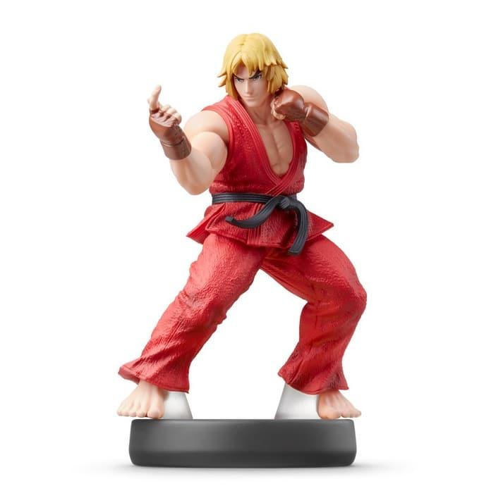 Super Smash Bros. Ultimate - amiibo Ken