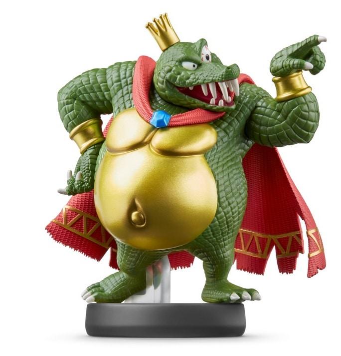 Super Smash Bros. Ultimate - amiibo King K Rool