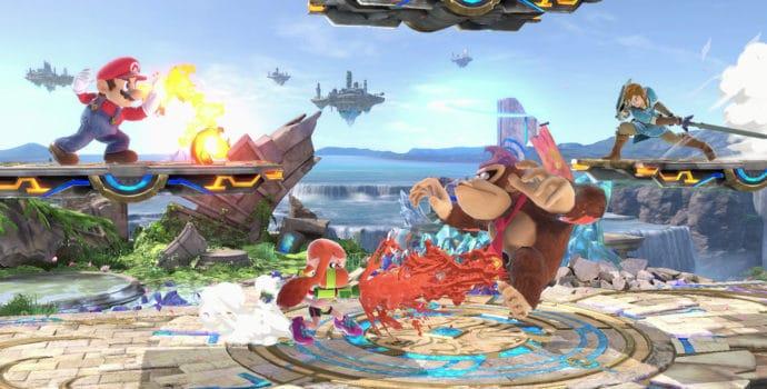 Super Smash Bros. Ultimate - Champ de Bataille