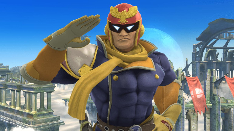 Super Smash Bros. for Wii U - Captain Falcon