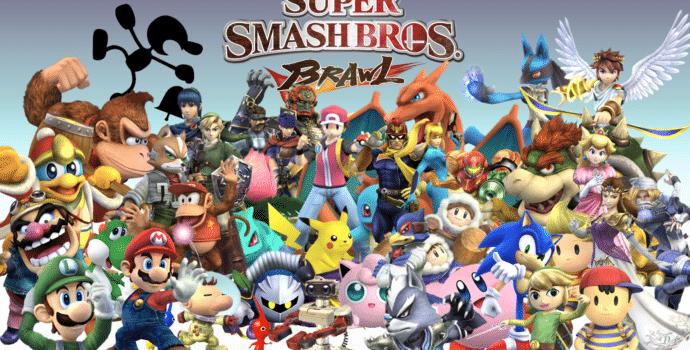 Super Smash Bros. Brawl - Tous les personnages