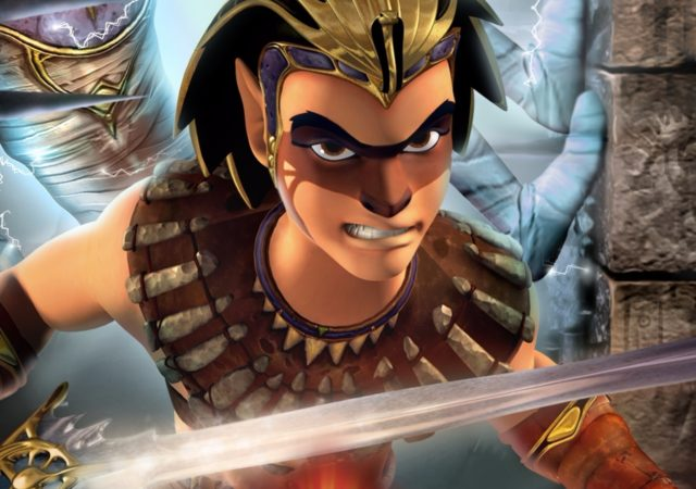THQ Nordic - Sphinx and the Cursed Mummy